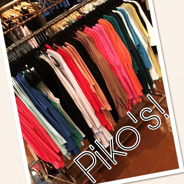 Piko's in stock!