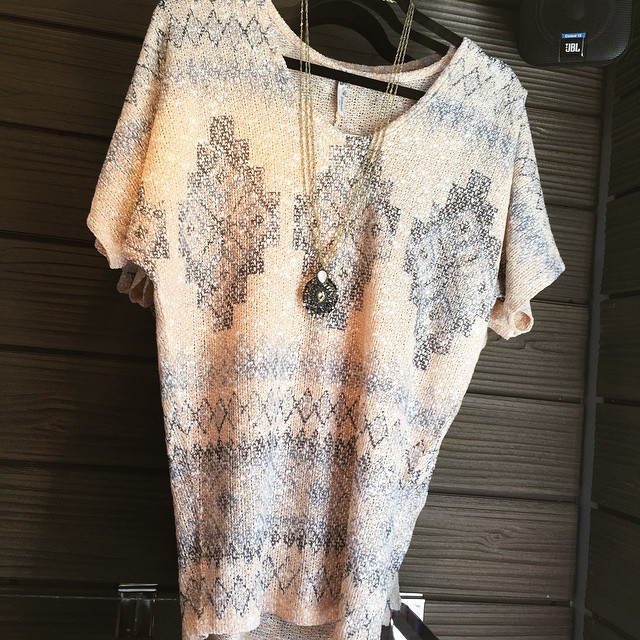 Short sleeve blouse $43!
