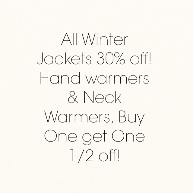 Open until 6pm today! Come by and snag some of these great deals!