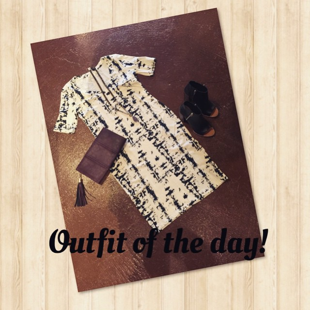 Come check out our new arrivals, including this precious outfit of the day!