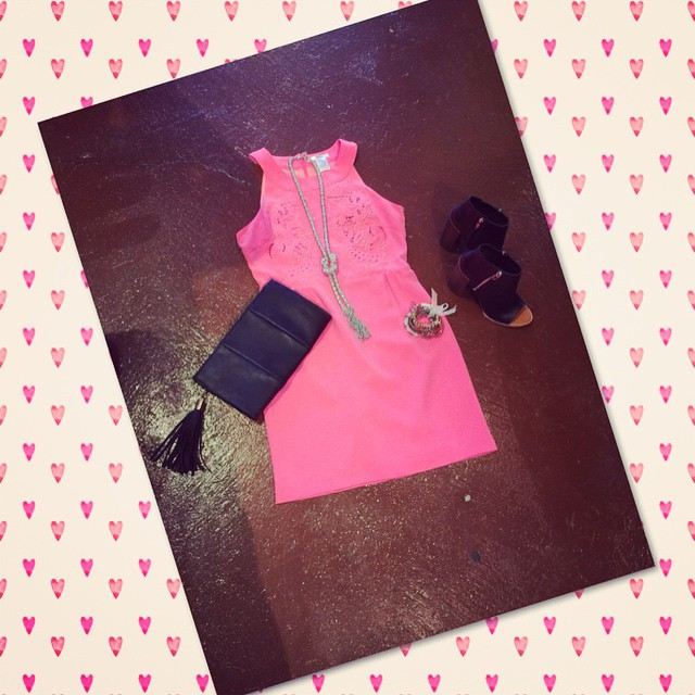 Come by today and let us girls help you put together the perfect outfit for this Valentine's Day!
