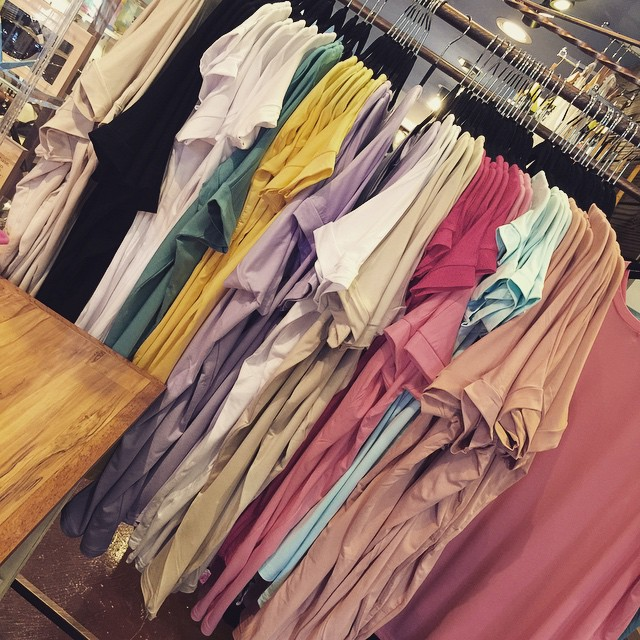 New Spring short sleeve Piko tops in youth and adult sizes!! $22 & $24!
