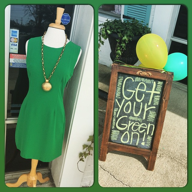 Be sure to stop by today 10-6 to get St. Patrick's Day ready!