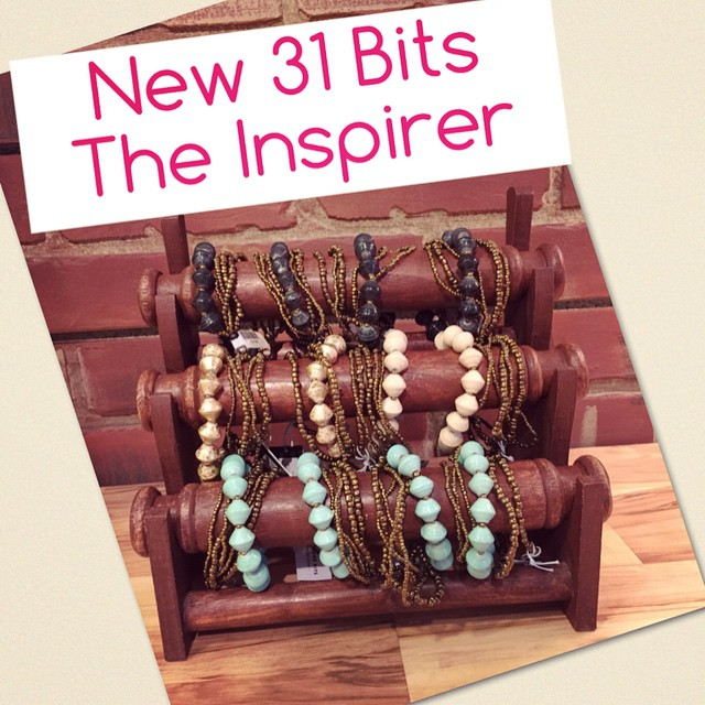 The Inspirer! New by 31 Bits! $28-$30 @31bits